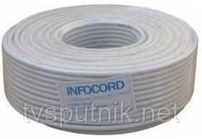 Телевизионный коаксиальный кабель Infocord F 690 BV