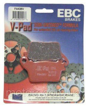Тормозные колодки EBC FA436V