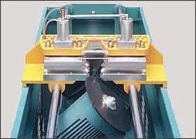 Двигатель на штапикорез Yilmaz CK410