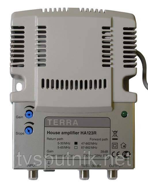 Усилитель домовой Terra HA123R30