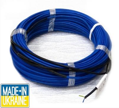 Двужильный тонкий кабель Profi Therm Eko Flex, 10 Вт/м
