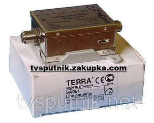 Усилитель спутниковый TERRA SA001, фото 2