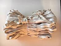 Резинка белая х/б 10 метров