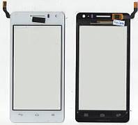 Сенсор Huawei U8950,Huawei Honor Pro, U9508 Honor 2 Huawei Ascend G600 белый White