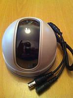 Цветная купольная видеокамера MT-423D