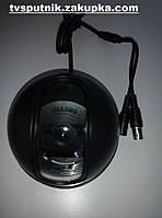 Цветная Купольная Видеокамера MT-836D (Black)