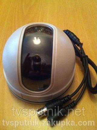 Цветная Купольная Видеокамера MT-836D (White), фото 2