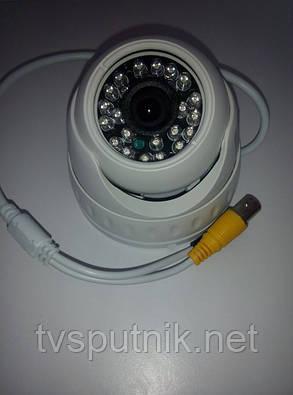 Цветная купольная камера LightVision VLC-4080D-IR, фото 2