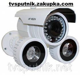 Цветная наружная камера MT-140VHIR (6-22мм)