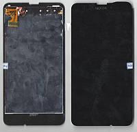 Дисплей + сенсор Nokia 630 Lumia 630/635/636/638 чёрный
