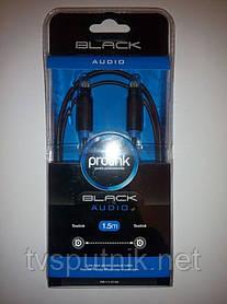 Цифровой оптический аудиокабель Prolink PB111-0150 (1.5м.)