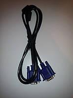 Шнур VGA-VGA (1,5м)