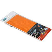 Набор стержней для 3D-ручки (оранжевый, 24 шт.)