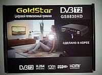Эфирный тюнер GoldStar GS8830HD (DVB-T2)