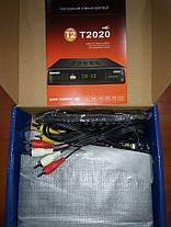 Эфирный тюнер Romsat T2020 (DVB-T2), фото 3