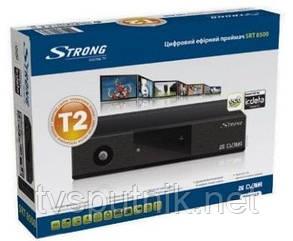 Эфирный цифровой тюнер DVB-T2 Strong SRT 8500 HD, фото 2