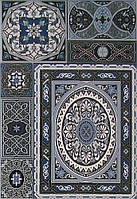 Плитка для стены Атем Alladin Pattern Mix BL 275х400