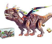 Животные динозавр на р/у, свет, звук, ходит, в коробке