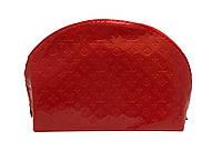 Косметичка женская набор (3 пр.) красный