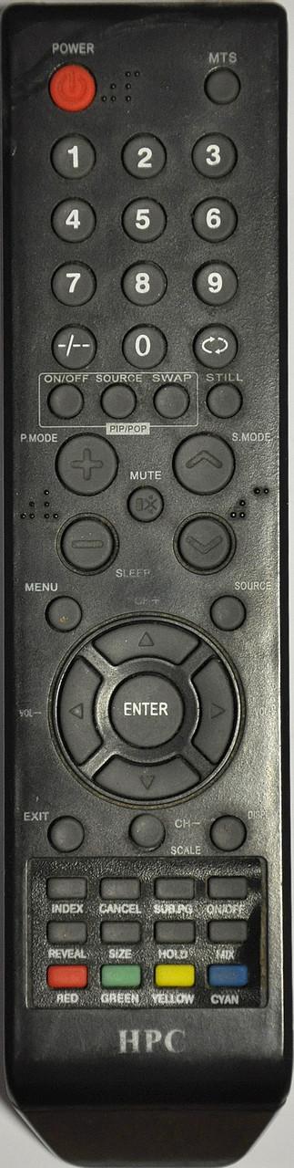 Пульт для телевизора HPC