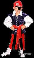 Детский карнавальный костюм Пирата Код. 334