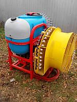 Навесной вентиляторный опрыскиватель от 200 л до 800 л