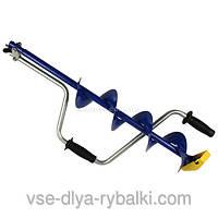 Ледобур iDabur (Айдабур) Стандарт 110 с коваными ножами