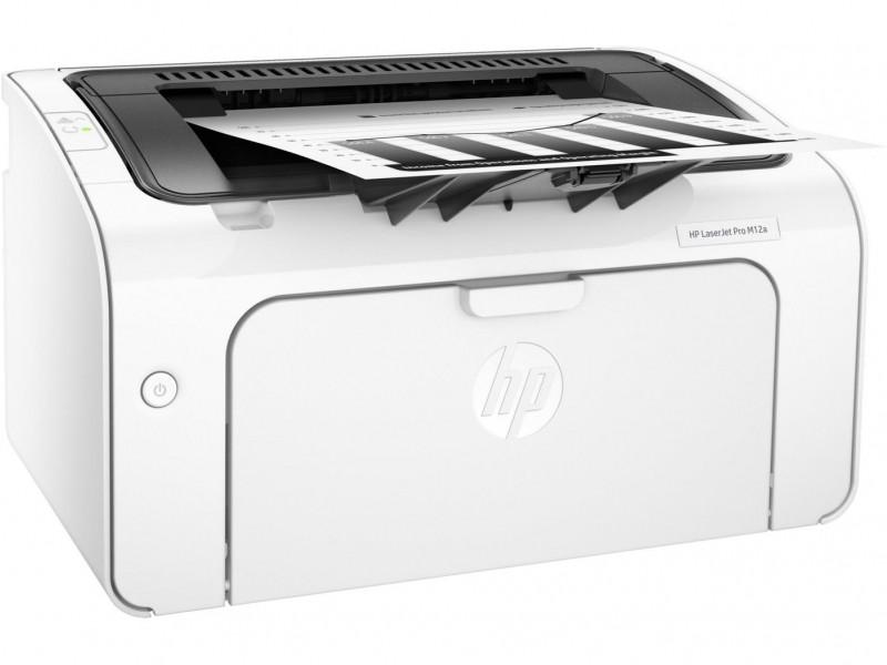 Принтер HP LaserJet Pro M12a