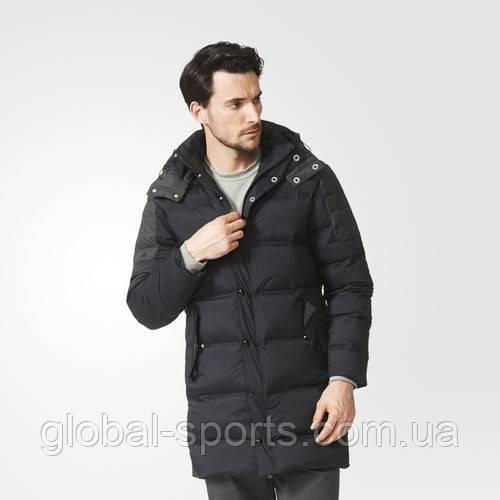 Мужской пуховик Adidas PORSCHE DESIGN adidas Down Coat (Артикул AX6152) -  Global Sport fea7eaaa65a