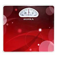 Весы напольные SUPRA BSS-4060 Red