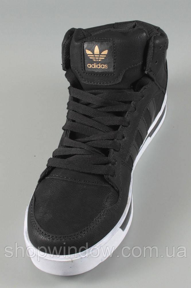 Спортивная обувь. Кроссовки Adidas ST черные высокие. Кроссовки Adidas.  Обувь для спорта. c35e0e653cd