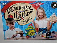 """Расписные конструктор Часы """"Рыбка"""", фото 1"""