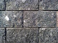 Бордюр гранитный, гранітна бруківка колота
