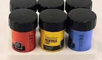 Краска для одежды CFP0618 6цв