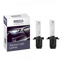 Ксеноновая лампа BREVIA H7 6000K Xenon (2шт.)