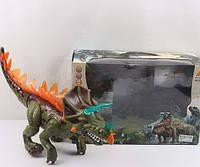 Животные динозавр с подсветкой звук ходит в коробке