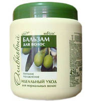 Бальзам для нормальных волос Оливковый Белита Витэкс (Беларусь) 450мл RBA /37-83