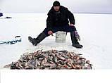 Контейнер для живца, кан рыбацкий, 7.5 литров объем , фото 2