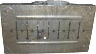 Мангал-чемодан разборный на 8 шампуров