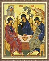 """Набор для вышивки крестом """"Троица"""""""