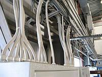 Прокладка распределительной силовой сети, фото 1