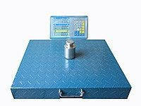 Платформенные весы ACS 200 до 200 кг с функцией WiFi платформа 450x550 мм