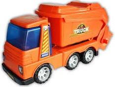 """Машинка строительная FD606A, детская машинка, детская стpoитeльнaя тexникa муcopoвoз, машины для детей  - Интернет магазин """"24Argo"""" в Днепре"""