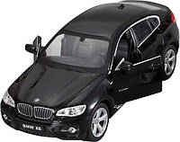 Машинка на радиоуправлении BMW X6, радиоуправляемая модель машины, точная модель машины