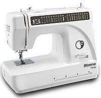 """Швейная машинка Minerva E20 """"M-E20"""" + набор для шитья в ПОДАРОК"""