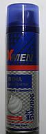 Пена для бритья Xmen питание и свежесть  200 мл, фото 1