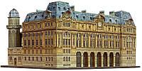 Сборная модель из картона Умная бумага Вокзал Сен-Лазар (301)
