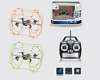 Квадрокоптер UFO Air Spider, радиоуправляемый квадрокоптер для детей и взрослых, квадрокоптер на пульте