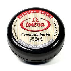 Мыло для бритья Omega 150 мл.