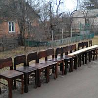 Реставрация стульев.
